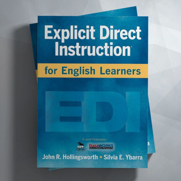 Explicit Direct Instruction Book for English Learners